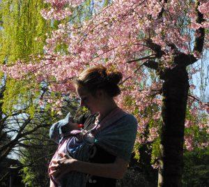 Charlene en haar dochter