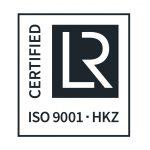 ISO 9001 HKZ logo